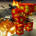 Скачать мод «Лава монстры» для Minecraft 1.5.1 — Lava Monsters