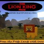 Скачать мод «Король Лев» для Minecraft 1.4.7 — Lion King