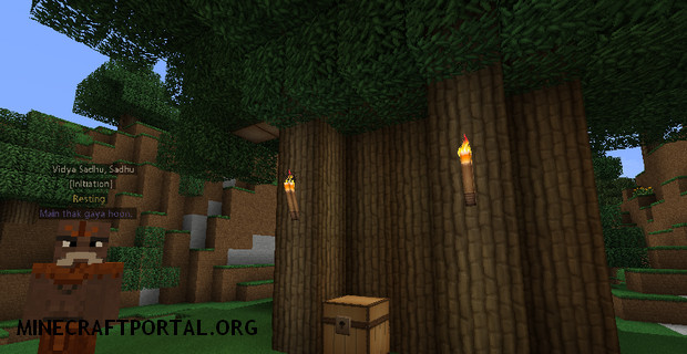 "Скачать мод ""Милленаир, деревни"" для Minecraft 1.5.1 - Millenaire"
