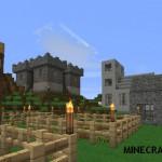 Скачать мод «Милленаир, деревни» для Minecraft 1.5.1 — Millenaire