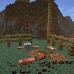 Скачать мод «Расчленение мобов» для Minecraft 1.5 — MobDismemberment