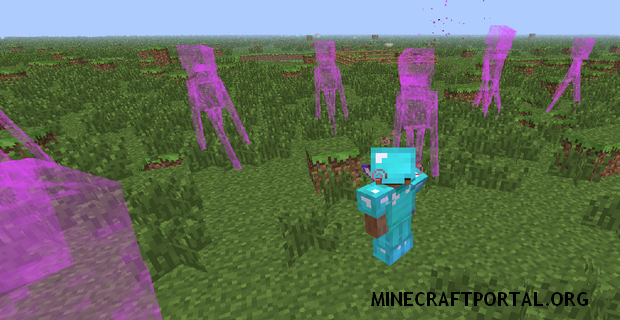 "Скачать мод ""Мобы Мутанты"" для Minecraft 1.5.1 - Mutant Creatures (1)"