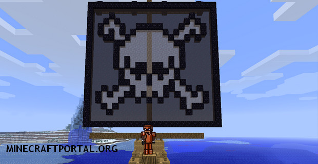 """Скачать мод """"Улучшение порталов"""" для Minecraft 1.5.1 - Enhanced Portals"""
