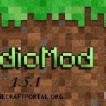 Майнкрафт АудиоМод. Скачать AudioMod для Minecraft 1.5.1