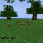 Скачать мод «Древесина» для Minecraft 1.5.1 — Timber!