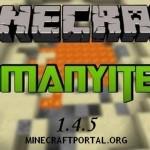 Скачать TooManyItems для Minecraft 1.4.5 — Туманиитемс