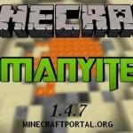Скачать TooManyItems для Minecraft 1.4.7 — Туманиитемс
