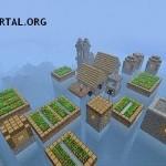 Скачать мод «Улучшенные деревни» для Minecraft 1.5.1 — Village Change