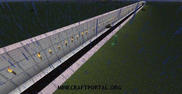 """Скачать мод """"Конвейер"""" для Minecraft 1.5.1 - Walkway Mod"""