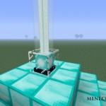 Как в майнкрафте сделать маяк