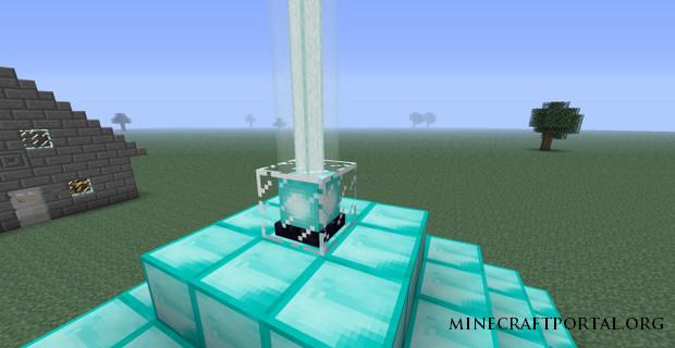 Майнкрафт рецепты как сделать маяк
