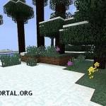 Скачать мод «Mo Flowers» для Minecraft 1.5.1 — Цветы