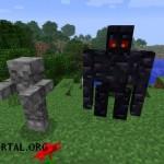 Скачать мод «Полезные мобы» для Minecraft 1.5.1 — Utility Mobs
