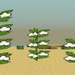Скачать мод «Desert Cotton Plant» для Minecraft 1.5.2 — Хлопковые растения