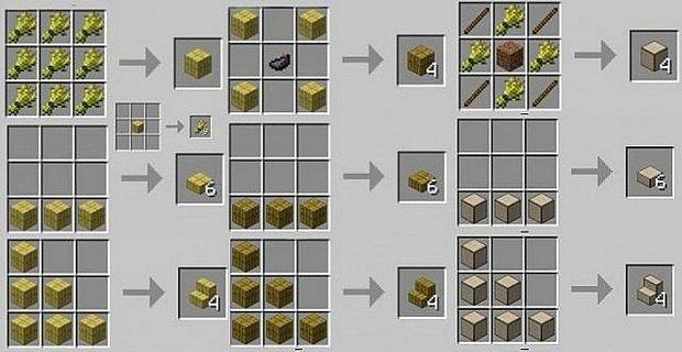"""Скачать мод """"Haycraftmod"""" для Minecraft 1.5.2 - Крыша"""