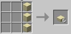 """Скачать мод """"Slabcraftmod"""" для Minecraft 1.5.2 - Полублоки"""