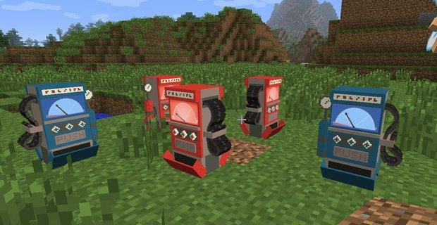 """Скачать мод """"Teleporter"""" для Minecraft 1.5.2 - Телепорт из Team Fortress (17)"""