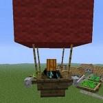 Скачать мод Airship для Minecraft 1.5.2 — Воздушные шары Майнкрафт