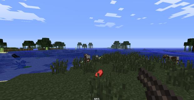 Мод на оружие для Minecraft 1.4.7 (17)
