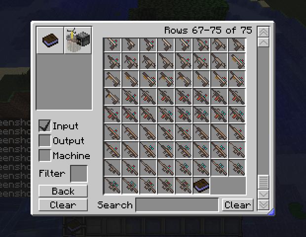 Мод на оружие для Minecraft 1.4.7 (2)