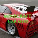 Скачать «Мод на машину» для Minecraft 1.5.2 — The Car Mod