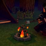 Скачать мод «The Camping Mod» для Minecraft 1.5.2 — Костер, Палатка