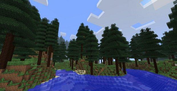 """Скачать мод """"Extrabiomes XL"""" для Minecraft 1.5.2 - Супер овер Экстрабиомы"""
