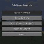 Скачать мод «Mob Spawn Control» для Minecraft 1.5.2 — Контроль спавна мобов