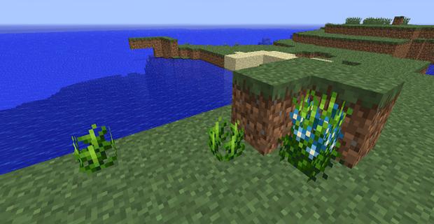 """Скачать мод """"The Peacefulpack"""" для Minecraft 1.5.2 - Блок нити"""
