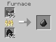 """Скачать мод """"Smeltable Gravel Mod"""" для Minecraft 1.5.2 - Жареный кремень"""
