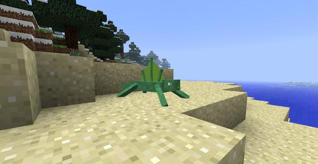 """Скачать мод """"Angry Creatures"""" для Minecraft 1.5.2 - Злобные мобы (2)"""