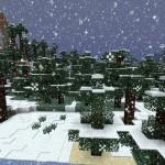 Скачать мод «Better Snow» для Minecraft 1.5.2 — Улучшение снега