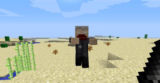Мод DayZ для Minecraft 1.4.6, 1.4.7