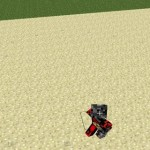 Скачать мод «Footsteps» для Minecraft 1.5.2 — Следы шагов