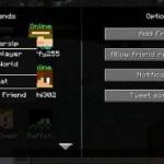 Скачать мод «Friends Overlay» для Minecraft 1.5.2 — Социальная сеть Майнкрафт