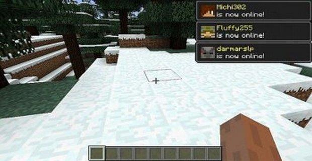"""Скачать мод """"Friends Overlay"""" для Minecraft 1.5.2 - Социальная сеть Майнкрафт"""