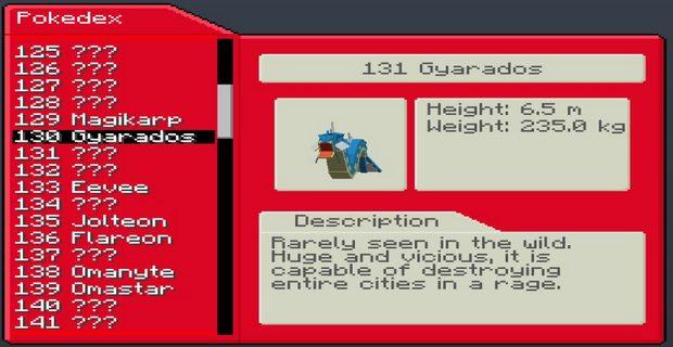 Скачать мод на Покемонов для Minecraft 1.5.2 - Pokemon (11)