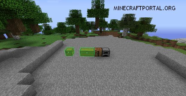 Nodus для Minecraft 1.5. Minecraft чит Nodus - Искатель сундуков, что подсвечивает сундуки