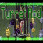 Скачать мод Turret Mod для Minecraft 1.5.2 — Турели