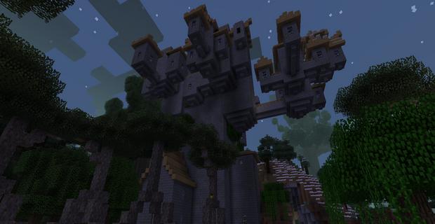 Скачать мод Twilight Forest для Minecraft 1.5.2 - Сумеречный Лес (7)