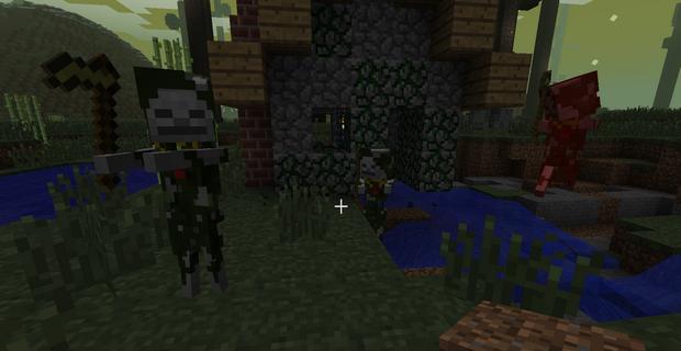 Скачать мод Twilight Forest для Minecraft 1.5.2 - Сумеречный Лес (9)