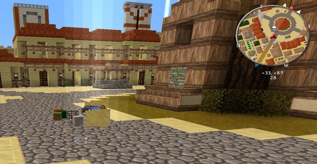 Zan's Minimap - Миникарта для Minecraft 1.5.1/1.5/1.4.7/1.4.6