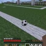 Мод для Майнкрафт футбол — Football mod