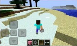 Скачать Minecraft На Андроид Версия 0.6.1 Рус