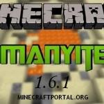 Новый TooManyItems для Майнкрафт версии 1.6.1