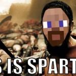 Карта ЭТО СПАРТА — This is Spartaaa!!!