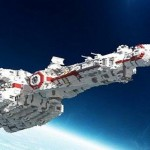 Карта Tantive — космический корабль
