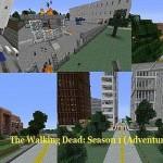 Карта Ходячие мертвецы — The Walking Dead