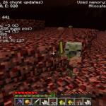 Зомби свиночеловек