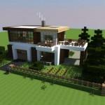 Майнкрафт как быстро сделать дом
